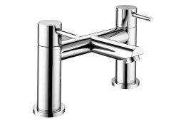 BRISTAN BLITZ BATH FILLER CHROME