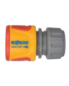 HOZELOCK 2075 SOFT TOUCH WATER STOP CONNECTOR