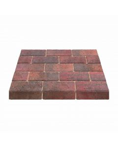MARSHALLS STANDARD BLOCK PAVING BRINDLE 200 X 100 X 50MM