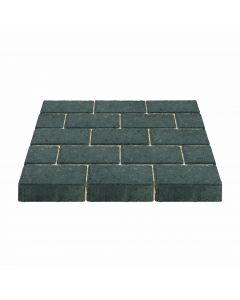 MARSHALLS STANDARD BLOCK PAVING CHARCOAL 200 X 100 X 50MM