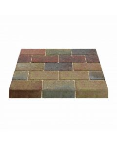 MARSHALLS STANDARD BLOCK PAVING SUNRISE 200 X 100 X 50MM