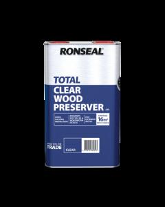 RONSEAL TRADE TOTAL WOOD PRESERVER 5L
