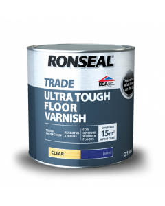 RONSEAL TRADE INT ULTRA TOUGH FLOOR CLEAR 2.5L