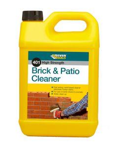 EVERBUILD 401 BRICK & PATIO CLEANER 5LTR