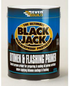 EVERBUILD 902 BLACK JACK BITUMEN & FLASH PRIMER