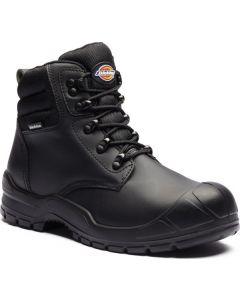 DICKIES FA9007 TRENTON SAFETY BOOT BLACK