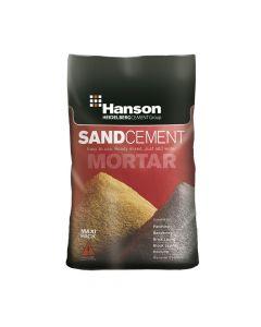 HANSON SUPAMIX 20KG BAG SAND & CEMENT MORTAR