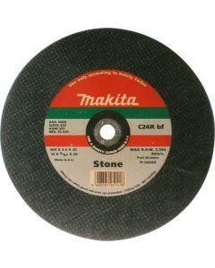 MAKITA CUTTING DISC 300X20MM C24RBF STONE P-24468