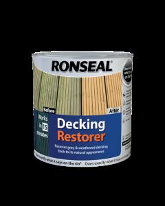 RONSEAL 35767 DECKING RESTORER 2.5L