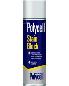POLYCELL STAIN BLOCK AEROSOL 500ML