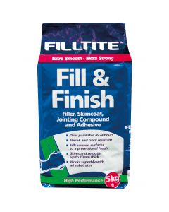 TEMBE FILLTITE FILL & FINISH WHITE 5.0KG