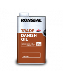 RONSEAL TRADE INT DANISH OIL CLEAR 1L
