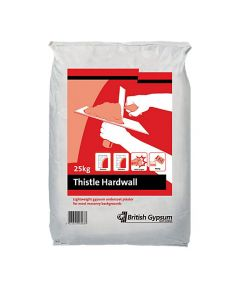 THISTLE HARDWALL PLASTER 25KG