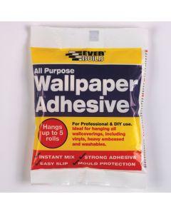 EVERBUILD ALL PURPOSE WALLPAPER PASTE 6 PINT 5 ROLL