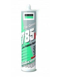 GEOCEL DOW/C 785N NEUTRAL SANITARY SILICONE CLEAR