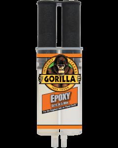 GORILLA 2-PART EPOXY SYRINGE 25ML 5 MIN