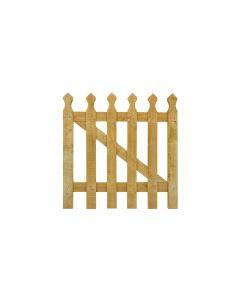 GRANGE TULIP PALISADE GATE 0.9M