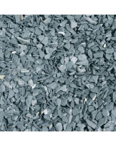 HANSON SUPAMIX DUMPY BAG BLUE SLATE CHIPPINGS