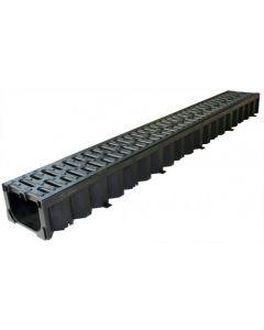 ACO HEXDRAIN 1MTR PVC DRAINAGE CHANNEL & GRID