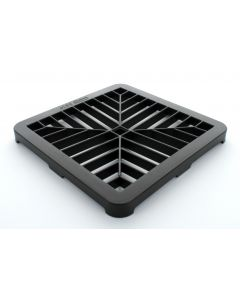 DS020 UNDERGROUND 150 X 150MM GPVC GRID DS20