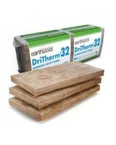 KNAUF 125MM DRITHERM 32 FULL-FILL CAVITY WALL