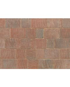 STONEMARKET TRIDENT BLOCK PAVING SMALL SIERRA 120MM X 160MM X 50MM