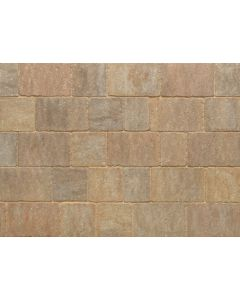 STONEMARKET PAVEDRIVE PAVERS FOREST BLEND 50MM