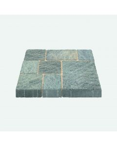 MARSHALLS TEGULA ORIGINAL SMALL PENNANT GREY 120 X 160 X 50MM