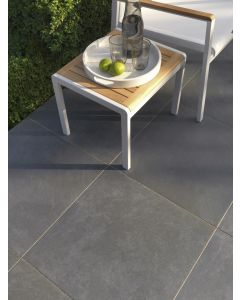 STONEMARKET FORTUNA PORCELAIN GREY 595 X 595MM
