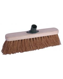 "RODO 12"" SOFT SWEEPING BROOM HEAD"