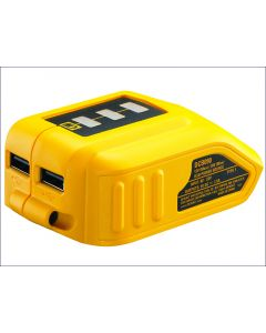 DCB090 DEWALT USB CHARGER 10.8-18V LI-ION