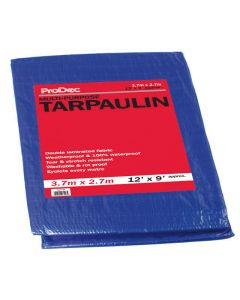 RODO 3.7M x 2.7M BLUE TARPAULIN