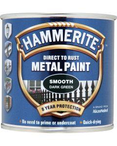 HAMMERITE METAL PAINT SMOOTH 750ML DARK GREEN