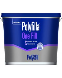 POLYCELL POLYFILLA 1 FILL LIGHT WEIGHT 1L