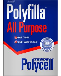 POLYCELL ALL PURPOSE POLYFILLA 2KG