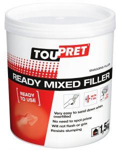 TEMBE TOUPRET READY MIXED WHITE 1.5KG
