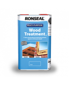 RONSEAL MULTI PURPOSE WOOD TREATMENT 5LTR