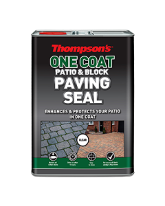 THOMPSONS ONE COAT PATIO & BLOCK PAVING SEAL 5LTR