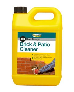 EVERBUILD 401 BRICK & PATIO CLEANER 5LTR