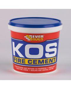 EVERBUILD KOS FIRE CEMENT 1KG