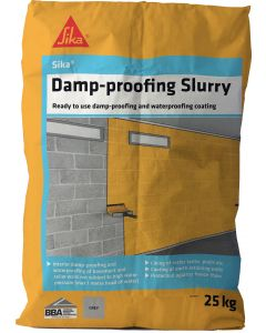 SIKA DAMP PROOF TANKING SLURRY 20KG TUB GREY