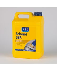 FEB FEBOND SBR WATERPROOFER & BOND ADMIXTURE 5L