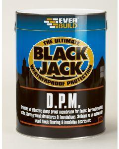 FEB EVERPROOF BLACK JACK DPM 5LTR