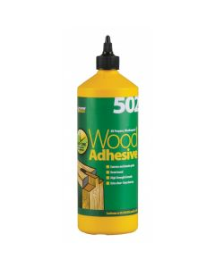 EVERBUILD 502 WOOD ADHESIVE GLUE 1LTR