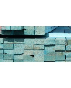25 X 50MM PREMIUM BATTEN FULLY PRE-GRADED PEFC BS5534 **COLOURED**