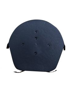 EASYVERGE HALF ROUND RIDGE CAP C/W FLAPCAP
