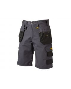 DEWALT CHEVERLEY L/W GREY POLYCOTTON SHORTS