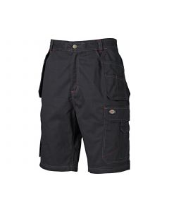WD802 DICKIES REDHAWK PRO SHORTS BLACK