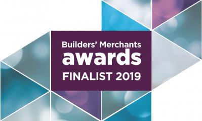 Builders' Merchant Awards Finalist