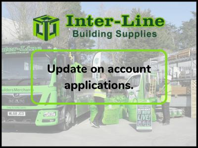 Account Application Update